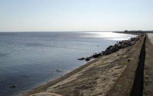 На Запорожье нашли тело мужчины в Каховском водохранилище