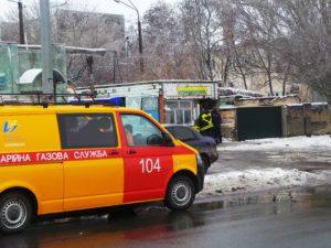 Житель области попал в больницу из-за хлопка газовоздушной смеси - ФОТО