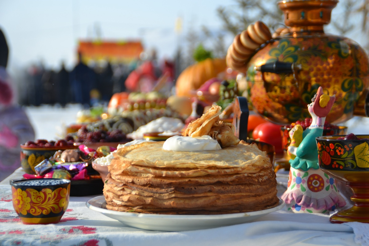 Запорожцев приглашают на празднование Казацкой Масленицы