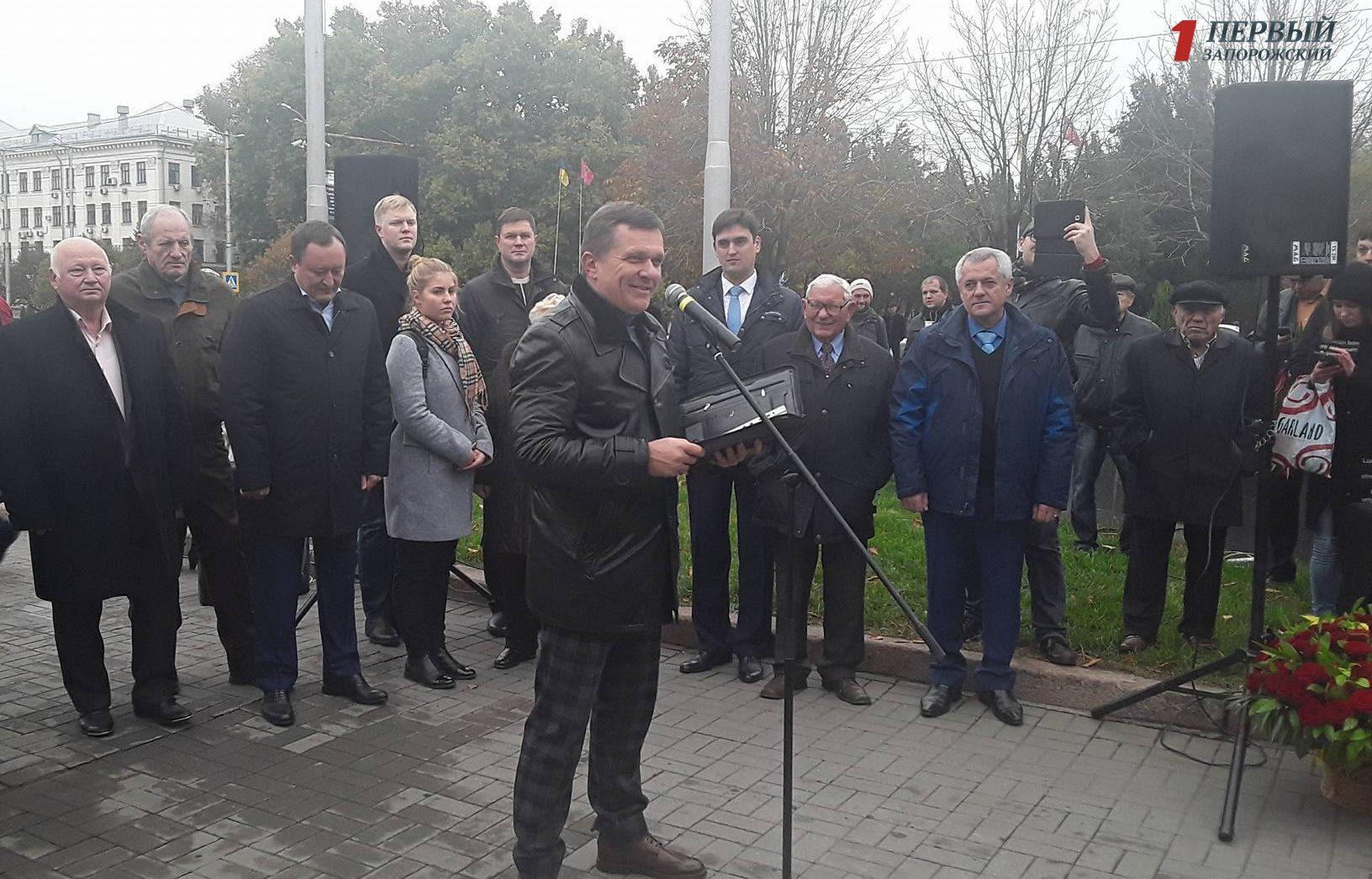 Сын Жаботинского пожаловался губернатору, что бизнес его семьи необоснованно «прессуют»