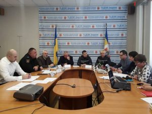 В Запорожской области провалились под лед 16 человек - ФОТО