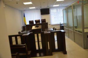 Новые залы, видеонаблюдение и скайп-конференции: как выглядит новое здание Орджоникидзевского районного суда - ФОТО