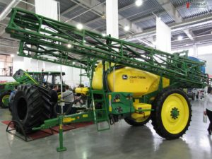 В Запорожье на агропромышленную выставку съехались более 70 предприятий со всей Украины - ФОТО