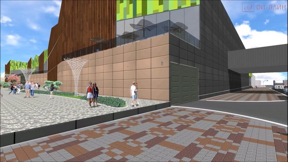 «Я собираюсь здесь жить»: Кальцев ответил на петицию- протест по строительству нового торгового центра