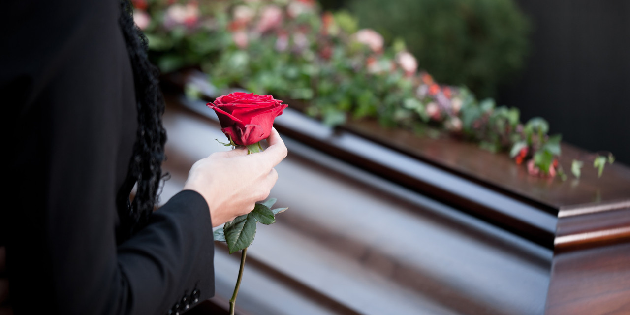 Помощь в организации похорон