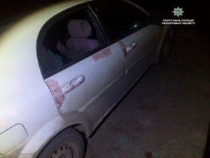 В Запорожье ночью патрульные поймали автомобильного вора - ФОТО