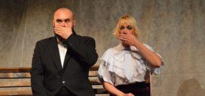 Запорожцев приглашают в театр «Ви» на спектакль «Сатирикон»