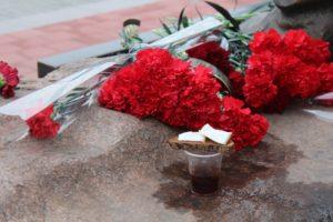 В Запорожье почтили память погибших воинов-интернационалистов - ФОТО
