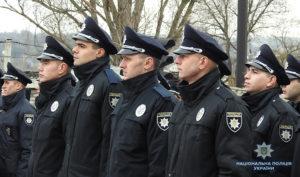В Запорожье 39 полицейских приняли присягу - ФОТО