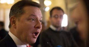 Главный радикал ВРУ Олег Ляшко призвал поднимать зарплаты, а не тарифы
