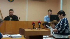 В Запорожской области коллегия судей будет рассматривать обвинительный приговор в отношении своих коллег за получение взятки