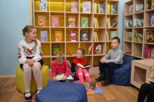 В Запорожской области в школе открыли современную медиатеку - ФОТО