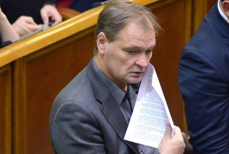 В прокуратуре завели дело из-за нападок запорожского нардепа на журналиста – ВИДЕО