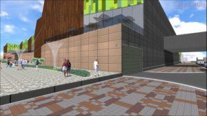 В Запорожье активисты собрали 700 подписей за проведение общественных слушаний по поводу строительства нового ТЦ