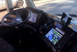 Запорожский общественный транспорт оборудуют GPS-навигацией