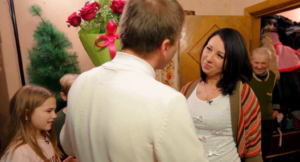 Пара из Запорожья проверила на прочность свои отношения в телешоу «Міняю жінку» и обрела четвертого члена семьи – ФОТО, ВИДЕО