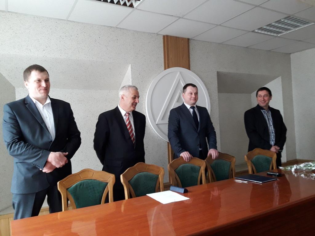 Службу автомобильных дорог Запорожской области возглавил новый начальник