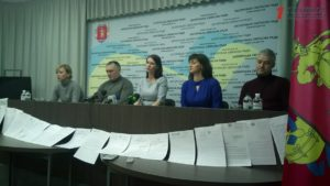 Запорожские предприниматели заявляют, что отказываются оплачивать НДС за электроэнергию - ФОТО