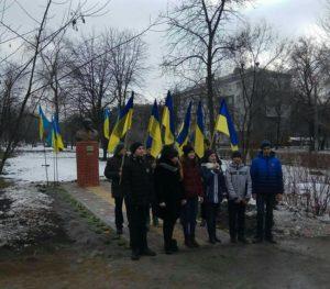 В Запорожье открыли новый памятник Тарасу Шевченко - ФОТО