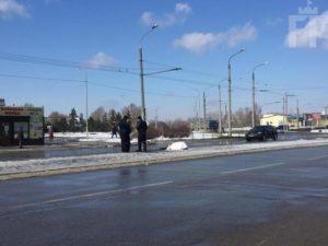 В спальном районе Запорожья на улице скончался мужчина - ФОТО