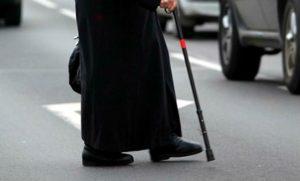 В Запорожье девушка-водитель сбила пенсионерку и сама отвезла ее в больницу - ФОТО