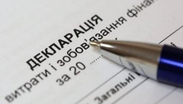 Запорожцы задекларировали почти 320 миллионов гривен доходов