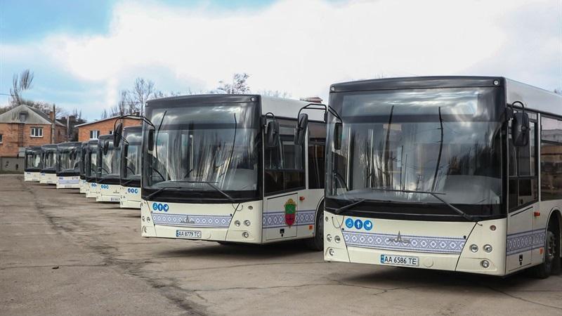 С завтрашнего дня в Запорожье заработает новый автобусный маршрут: расписание