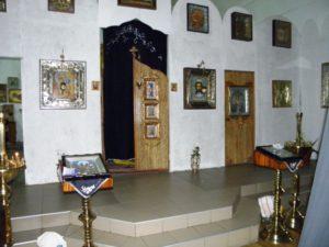 В Запорожской области обокрали православный храм - ФОТО
