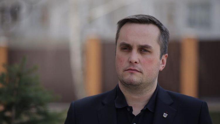 Стало известно, в чем обвиняют председателя САП Назара Холодницкого