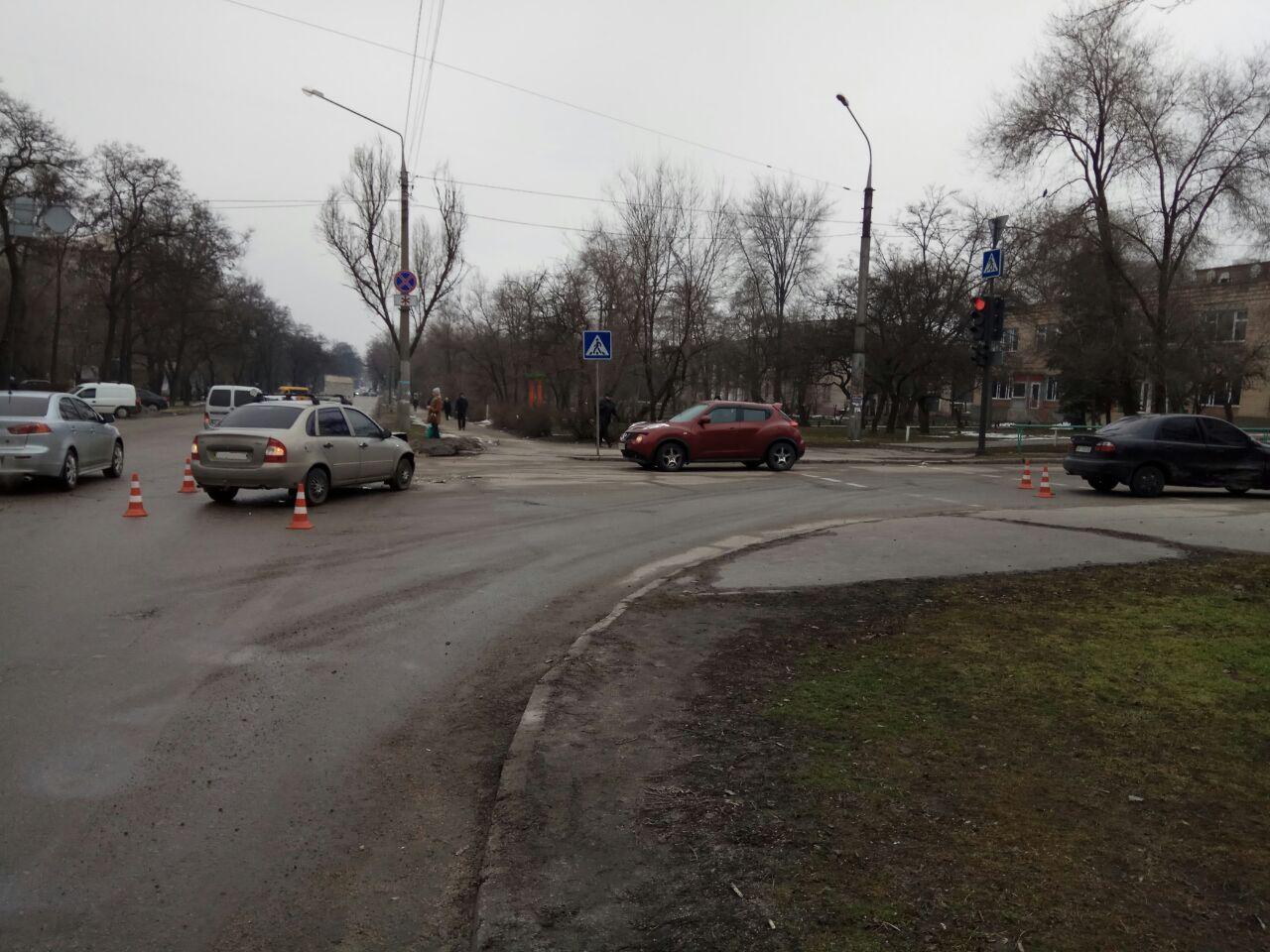 Погоня заграбителями сДТП истрельбой вДнепре: погиб случайный участник