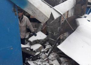 В Запорожской области в жилом доме взорвался отопительный котел - ФОТО