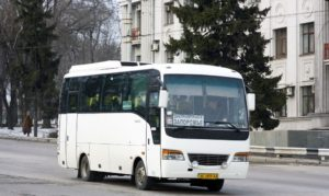 В Запорожской облгосадминистрации объявили «бой» нелегальным перевозчикам