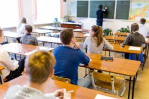 В понедельник запорожские школьники вернутся к занятиям