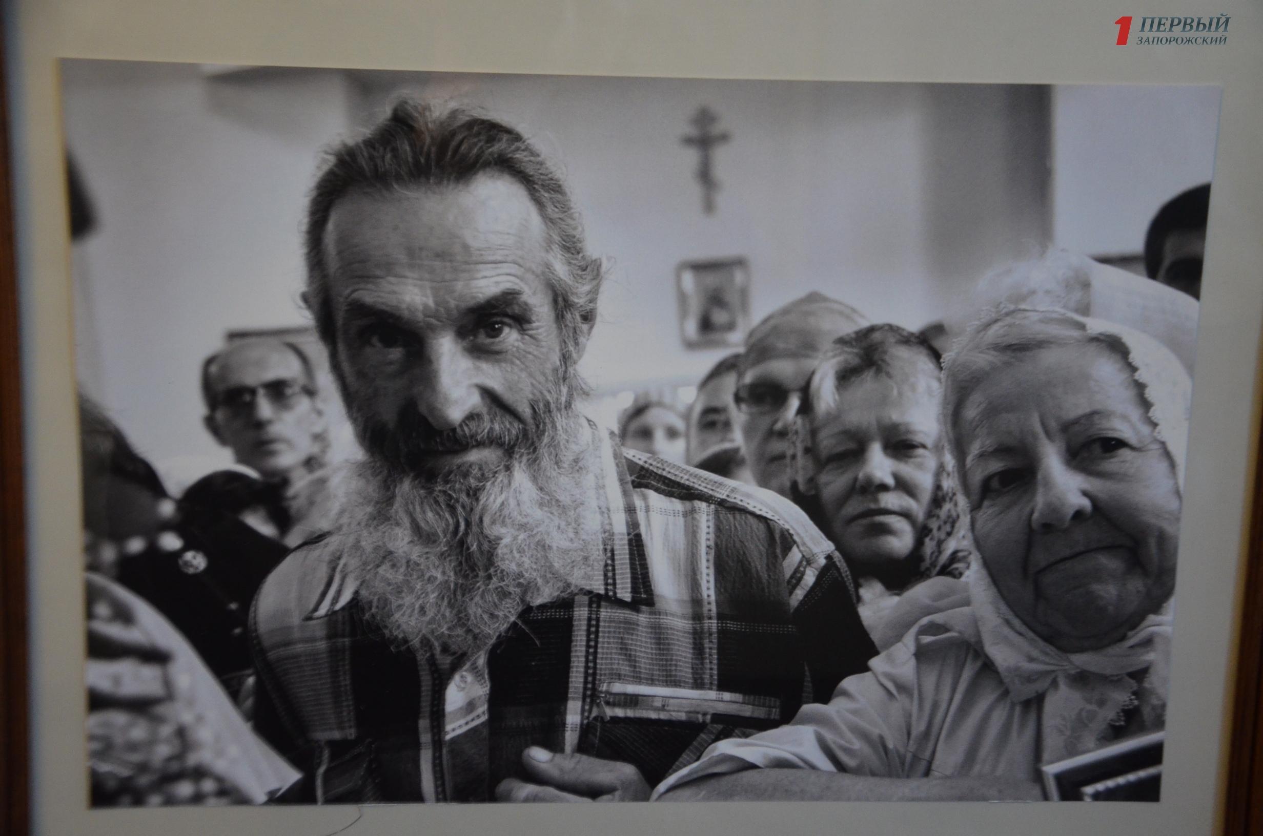 Запорожский фотохудожник открыл необычную выставку документальных портретов - ФОТО, ВИДЕО