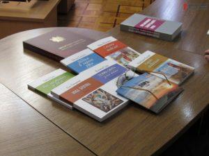 В Запорожье презентовали новые книги запорожских авторов – ФОТО