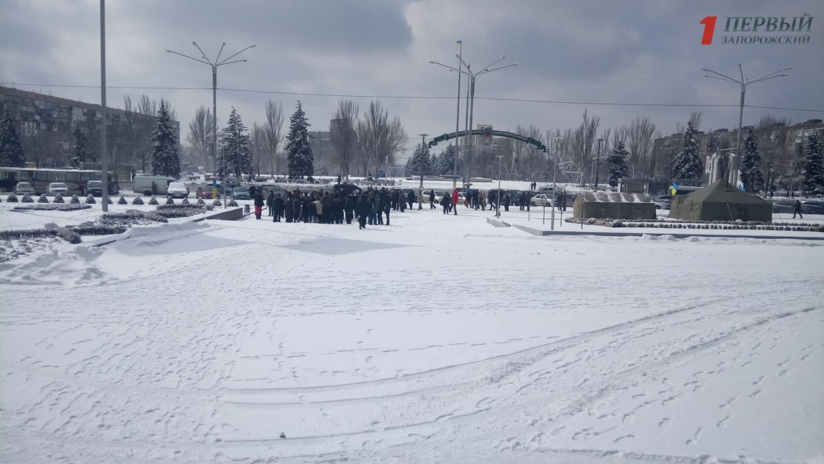 Под стенами ОГА на митинг вышли ветераны МВД, которые требуют перерасчета пенсий - ФОТО