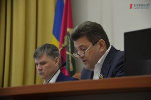 Мэр Запорожья пригрозил не давать слово депутатам, которые опаздывают с обеда
