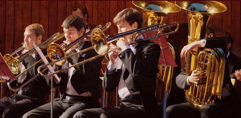 Запорожцев приглашают на концерт духового оркестра