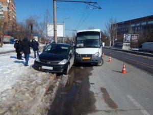 Полиция рассказала подробности ДТП с маршруткой в Запорожье - ФОТО