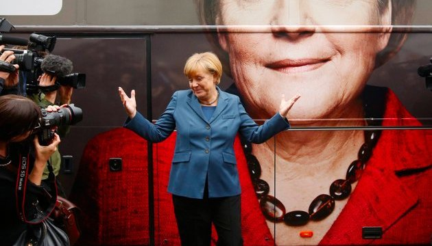 Ангела Меркель в четвертый раз стала канцлером Германии