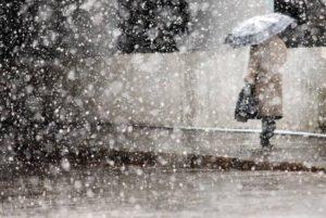 Дождь и мокрый снег: на Запорожскую область надвигается очередной циклон