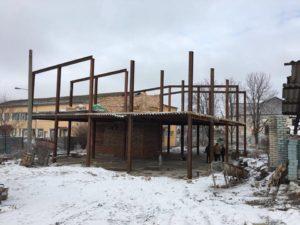 Подрядчика, укравшего на строительстве детсада в Балабино 1,5 миллиона гривен, взяли под стражу