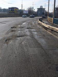 С завтрашнего дня в Запорожье стартует ремонт дороги на плотине ДнепроГЭСа