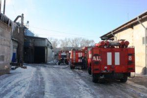 ЧП в Запорожье: на маслобойне едва не случился пожар - ФОТО