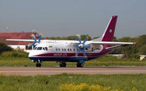 Авиакомпания Мотор Сич запускает новый рейс в Болгарию