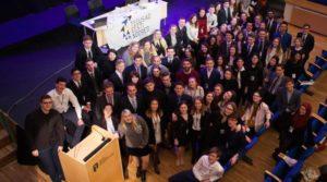 В Запорожье хотят открыть представительство европейского молодежного парламента
