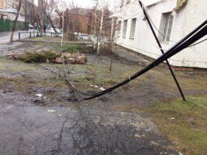 В Запорожской области «охотники за металлом» повредили трубопровод и оставили без кислорода новорожденных в роддоме - ФОТО
