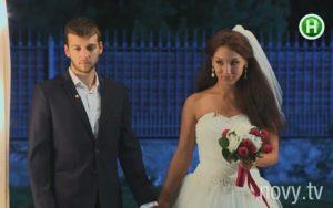 Жительница Запорожья сыграла свадьбу в эфире популярного телешоу «От пацанки до панянки» - ФОТО, ВИДЕО
