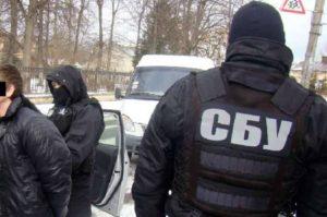 В Запорожье СБУ задержала ОПГ из рэкетиров, которые терроризировали предпринимателей - ВИДЕО