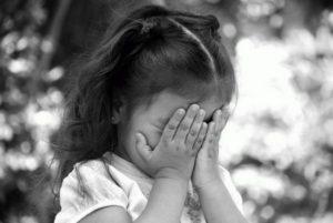 В запорожском парке потерялась двухлетняя девочка